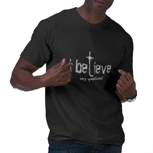 I Believe T designed by LaVella Kraft